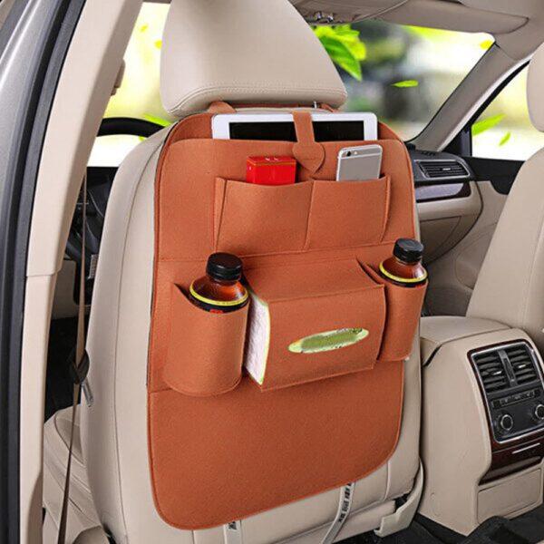 Organizador Para Banco De Carro - Gadgets &Amp; Coisas