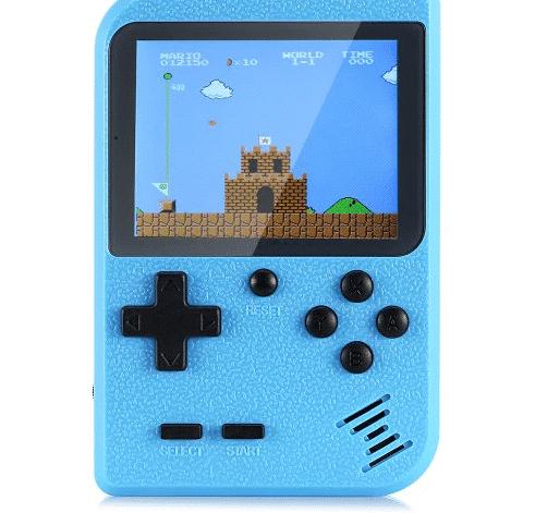 Mini Consola Retro (400 Jogos) - Gadgets &Amp; Coisas