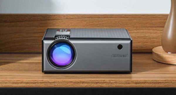 Blitzwolf® Bw-Vp1 Projetor - Gadgets &Amp; Coisas