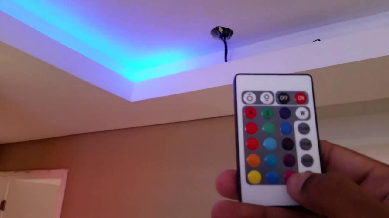 Kit Fita Led Rgb 5 Metros (Pack Completo) - Gadgets &Amp; Coisas