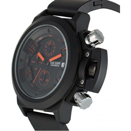Relógio Megir - Gadgets &Amp; Coisas