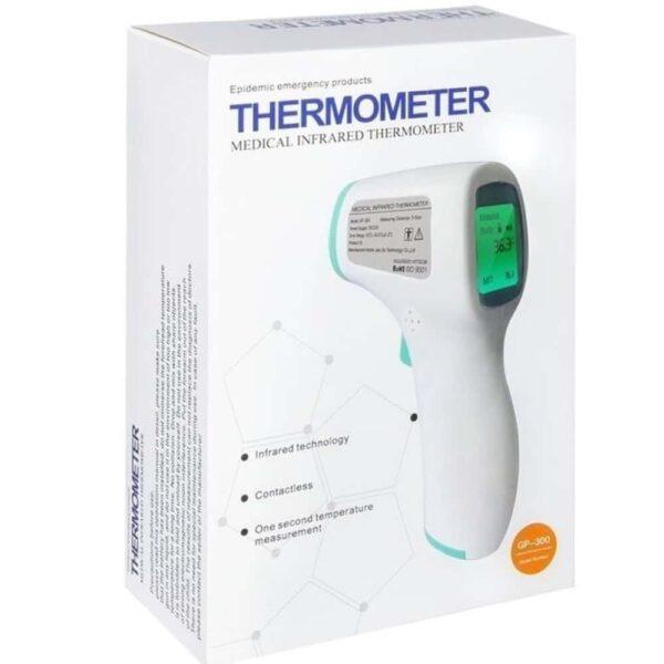 Termómetro Digital Infravermelho Sem Contacto - Gadgets &Amp; Coisas