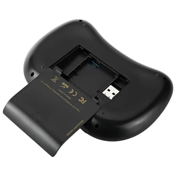 Teclado/Air Mouse (Sem Iluminação Led) - Gadgets &Amp; Coisas