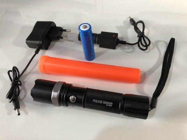Lanterna Profissional 5.000 Lumens - Gadgets &Amp; Coisas