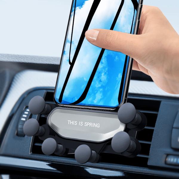 Suporte Telemóvel Automático Gravity - Gadgets &Amp; Coisas