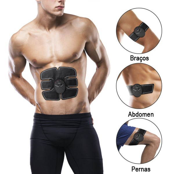 Ems Training – Estimulador Muscular - Gadgets &Amp; Coisas
