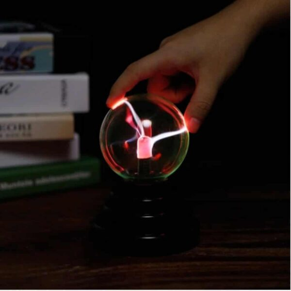 Globo De Plasma - Gadgets &Amp; Coisas