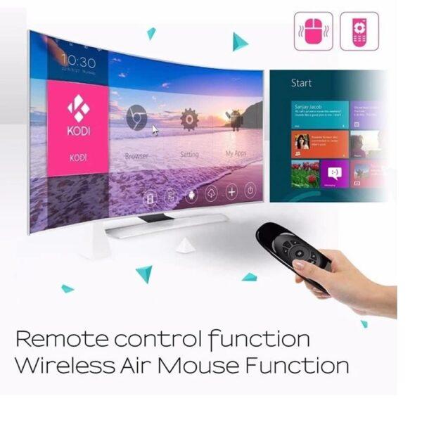 Air Mouse (Teclado Sem Fios) - Gadgets &Amp; Coisas