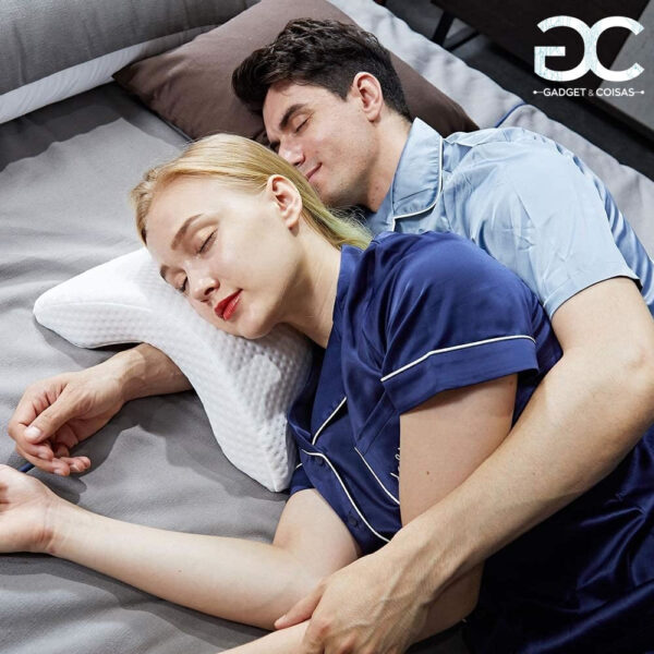 Almofada Em Curva Relaxante - Gadgets &Amp; Coisas