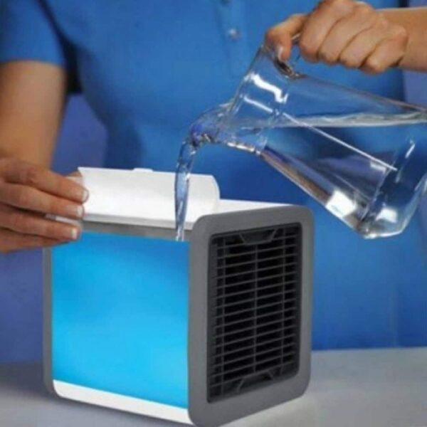 Ar Condicionado Portátil Com Luz Noturna Led - Gadgets &Amp; Coisas