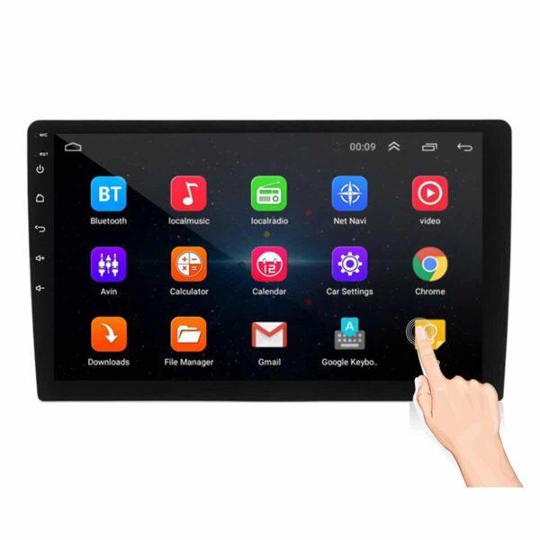 Autoradio 2Din Android De 10.1&Quot; Polegadas - Gadgets &Amp; Coisas