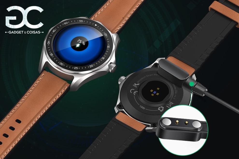 Smartwatch Blitzwolf Bw-Hl3 - Gadgets &Amp; Coisas