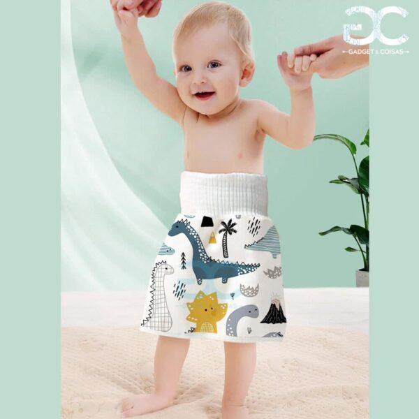 Calção Fralda Para Bebés/Crianças - Gadgets &Amp; Coisas