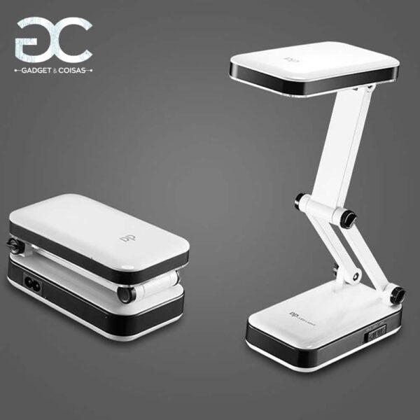 Candeeiro De Mesa Dobrável - Gadgets &Amp; Coisas