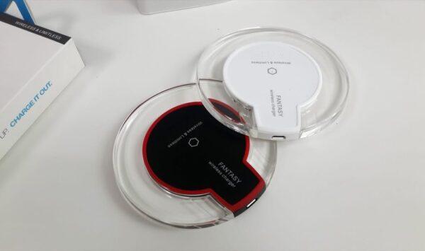 Carregador Sem Fios Universal Qi - Gadgets &Amp; Coisas