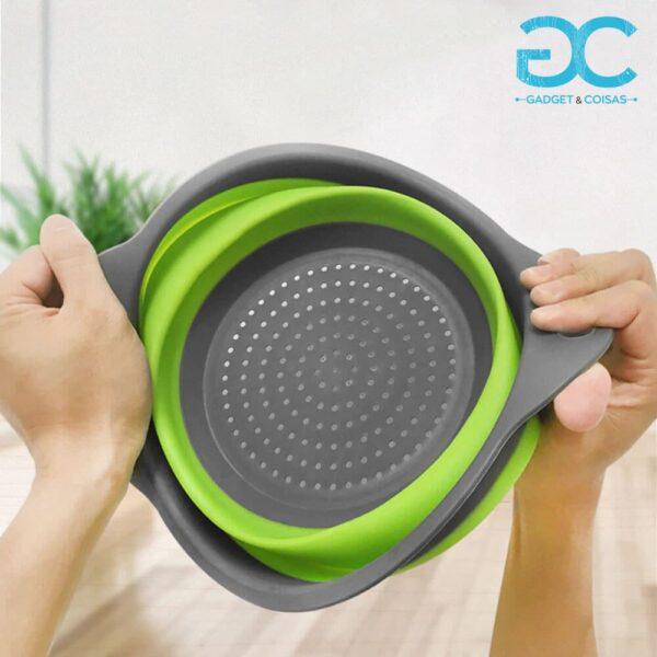 Coador Dobrável Em Silicone - Gadgets &Amp; Coisas