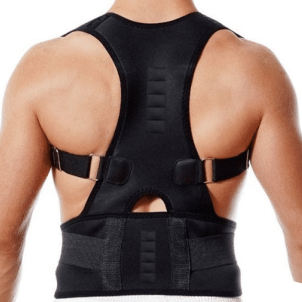 Corretor De Postura Magnético - Gadgets &Amp; Coisas