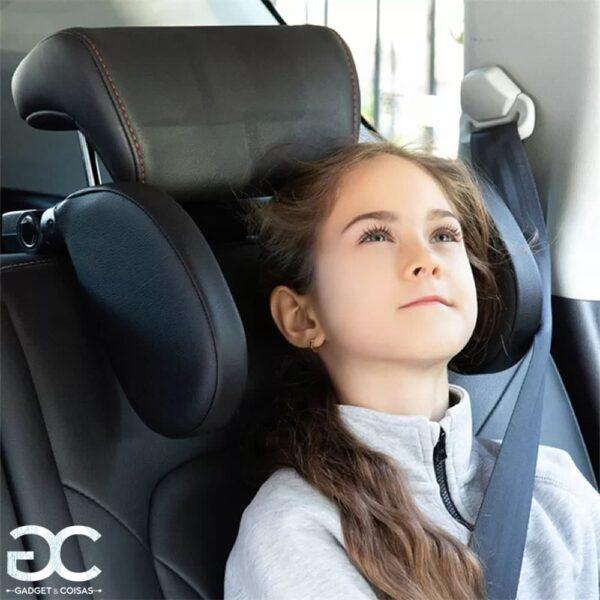 Encosto De Cabeça Ajustável Para Carro