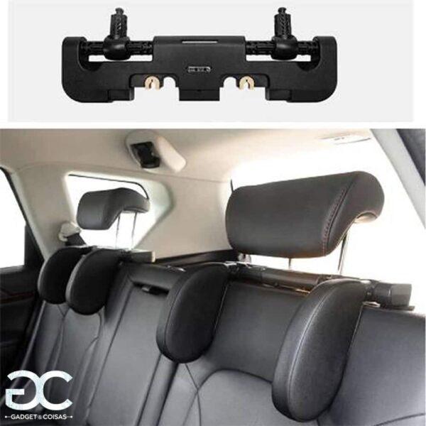 Encosto De Cabeça Ajustável Para Carro - Gadgets &Amp; Coisas