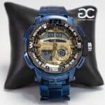 eXactime Alexander Azul/Dourado
