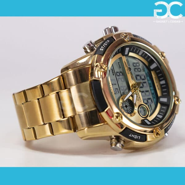 Exactime Imperador 6C2981 - Dourado - Gadgets &Amp; Coisas