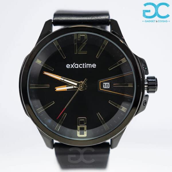 Exactime Nice 6D3375P - Preto - Gadgets &Amp; Coisas