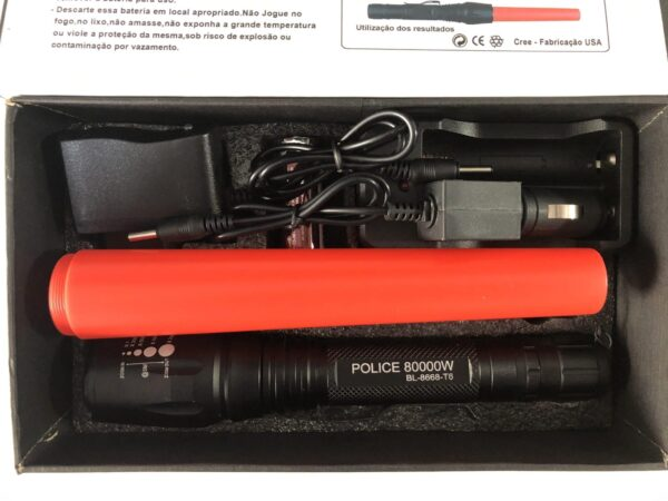 Lanterna Profissional 100.000 Lumens - Gadgets &Amp; Coisas