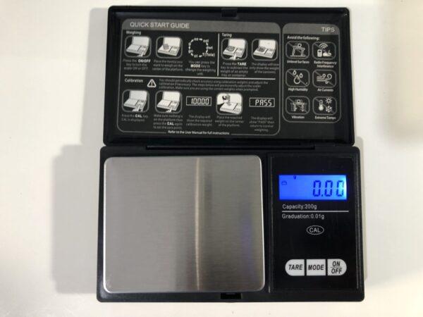 Balança Milimétrica De Alta Precisão - Gadgets &Amp; Coisas