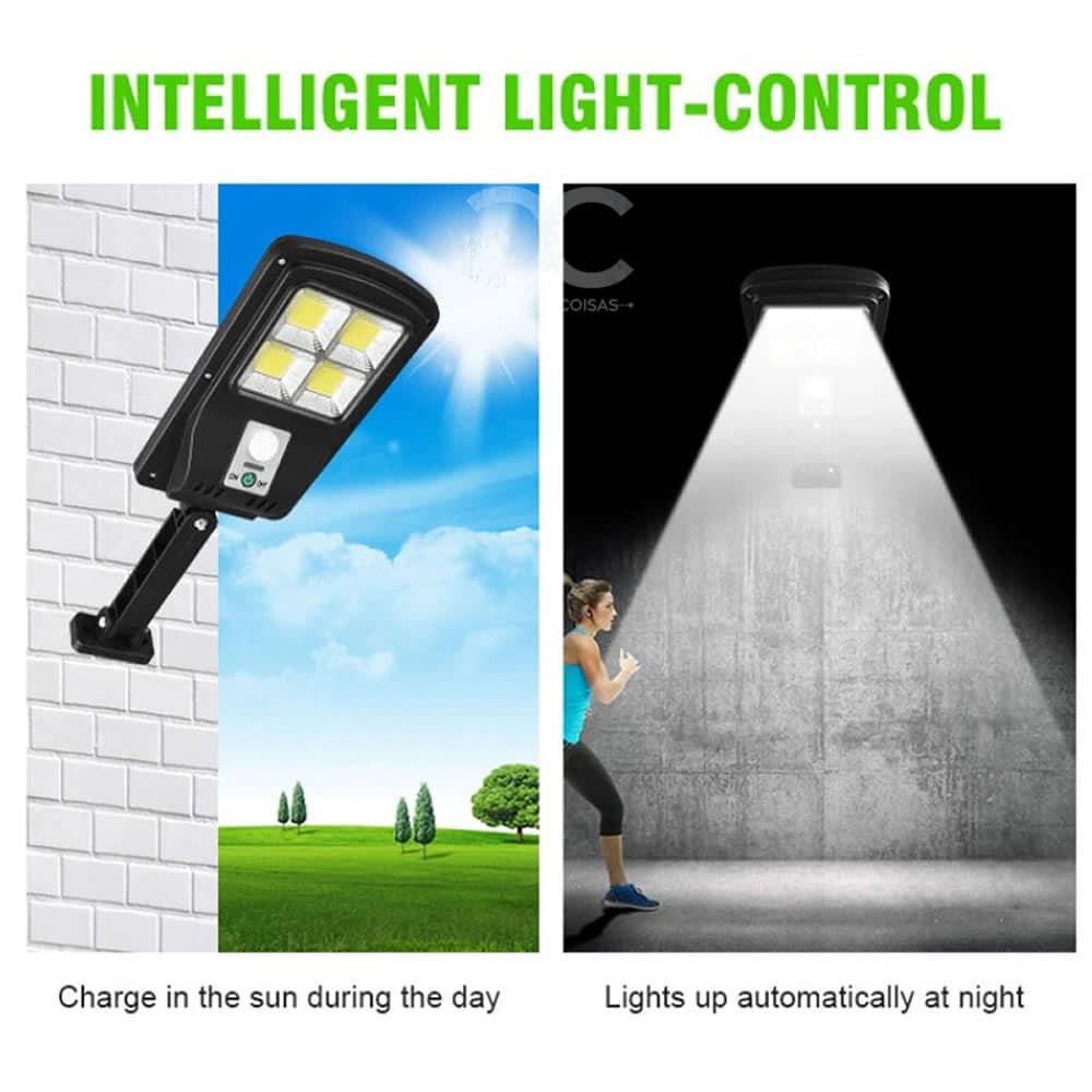 Luz Solar De Presença M2 - Gadgets &Amp; Coisas