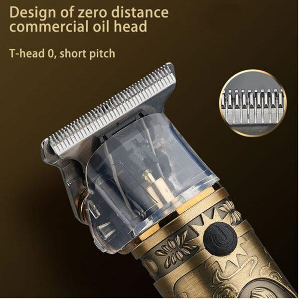Máquina De Cortar Cabelo E Barbear Profissional - Gadgets &Amp; Coisas