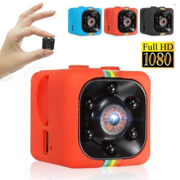 Mini Câmara 1080P Hd - Gadgets &Amp; Coisas