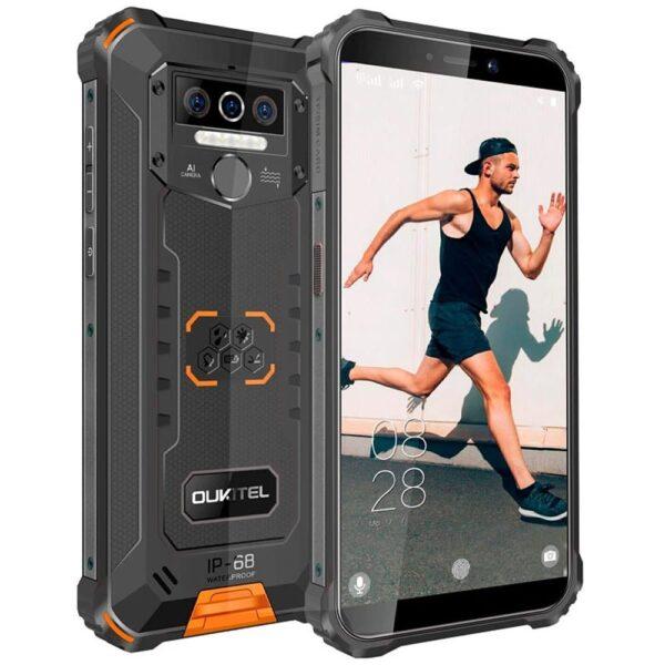 Oukitel Wp5 4Gb + 32Gb 8000Mah - Gadgets &Amp; Coisas