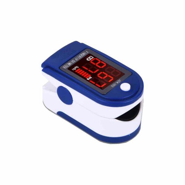 Oxímetro De Dedo - Medidor De Pulsação E Saturação De Oxigénio - Gadgets &Amp; Coisas