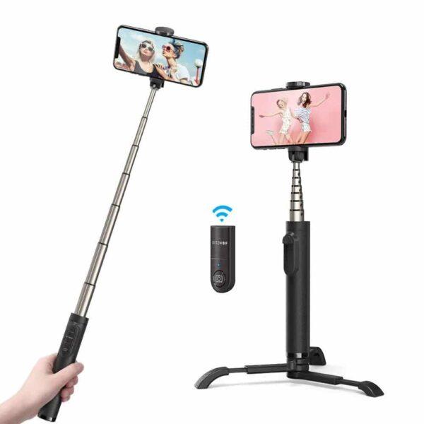 Selfie Stick Blitzwolf® - Gadgets &Amp; Coisas