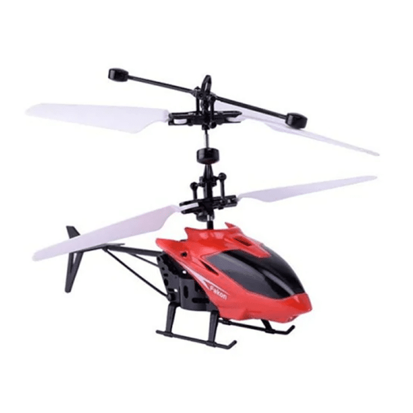 Helicóptero De Indução - Gadgets &Amp; Coisas