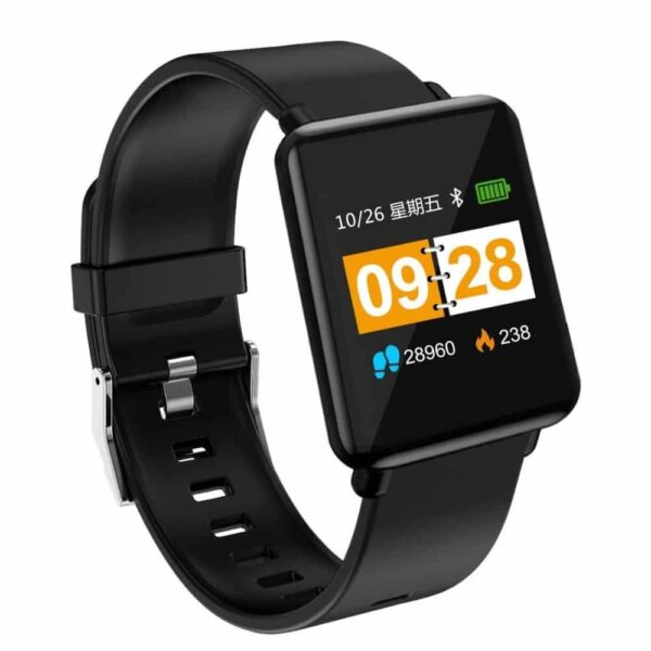 Smartwatch Xanes J10 - Gadgets &Amp; Coisas