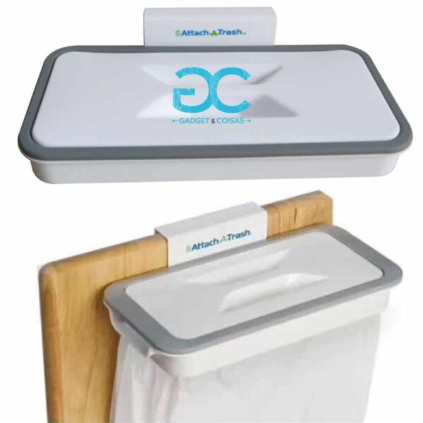 Suporte Para Sacos Do Lixo - Gadgets &Amp; Coisas