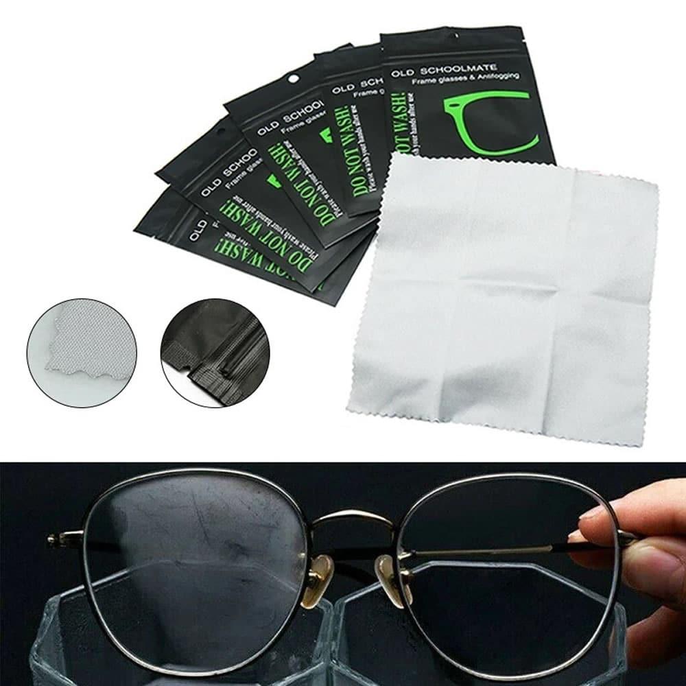 Toalhitas Anti Embaciamento Para Óculos - Gadgets &Amp; Coisas